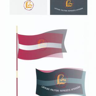 LPRA karogs un tā apraksts